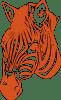 animal icon zebra Mara River Safari Lodge