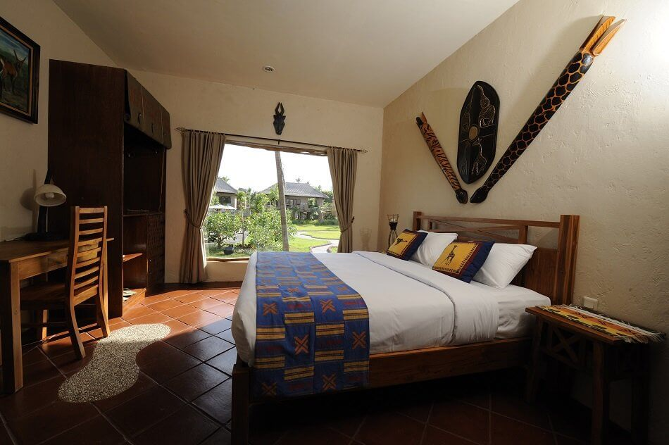 Mara River Safari Lodge Kifaru Room