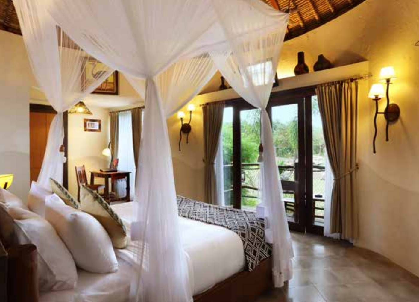 Mara River Safari Lodge Room