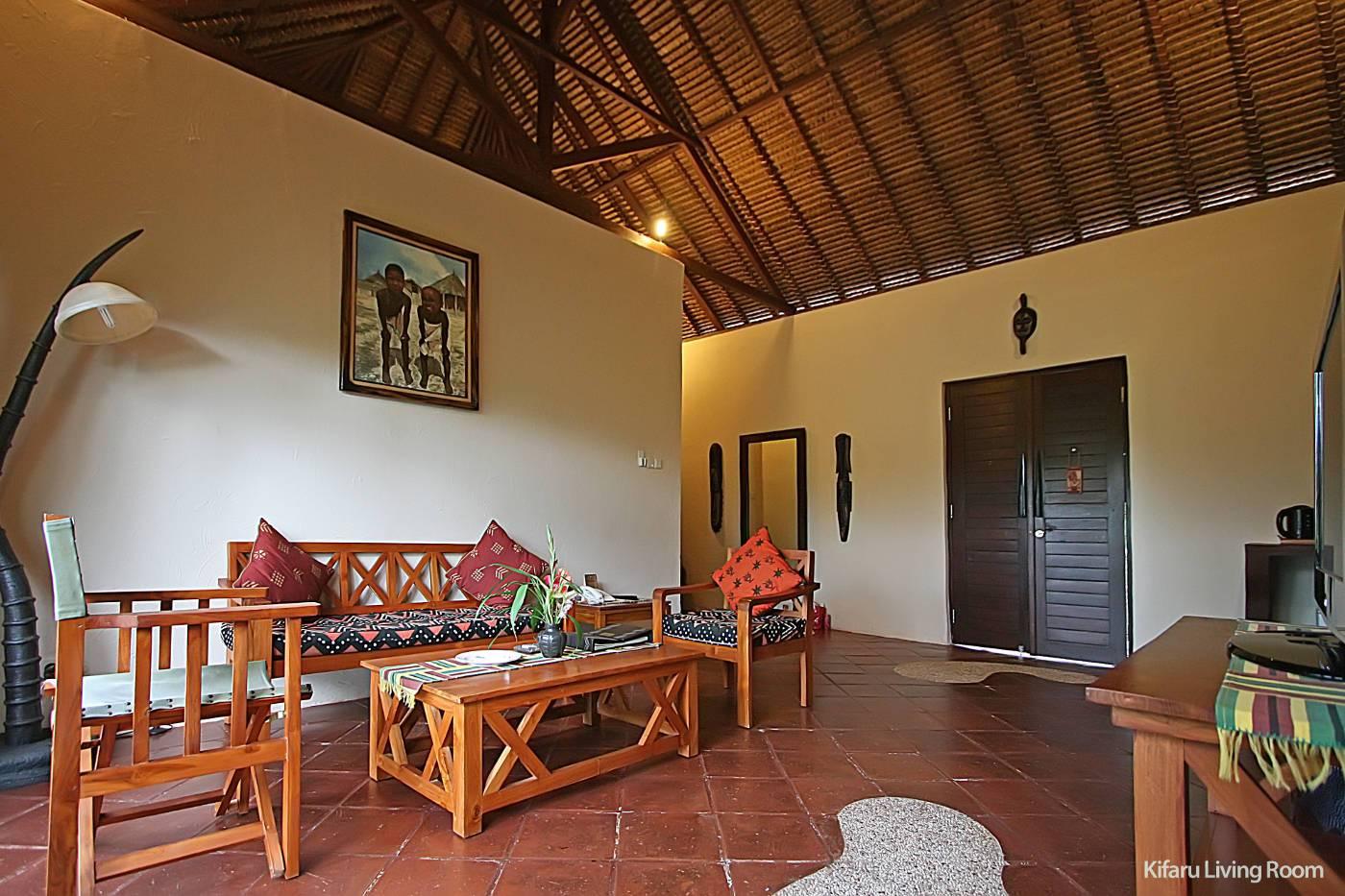 Mara River Safari Lodge Kifaru