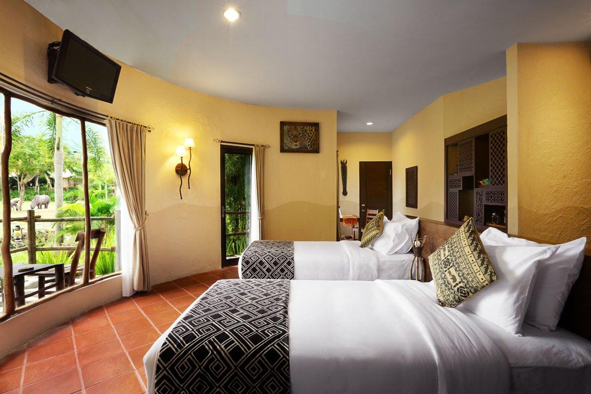 Mara River Safari Lodge Kifaru Room