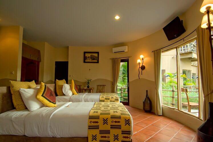 Mara River Safari Lodge Swala Room