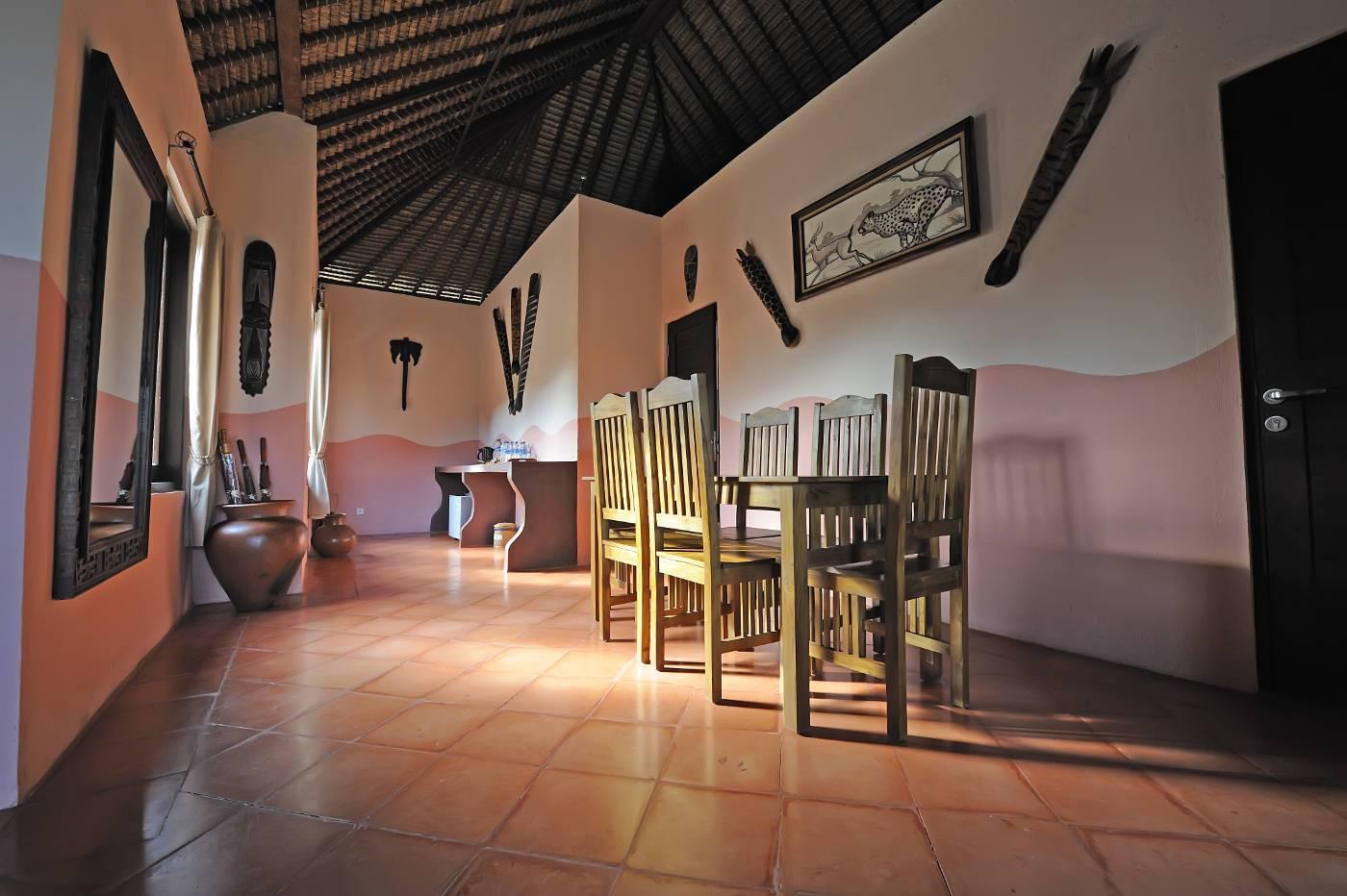 Mara River Safari Lodge Tembo Living Room