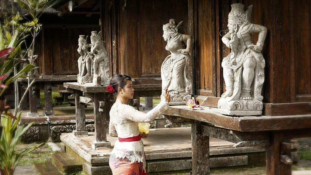 local people - balinese culture