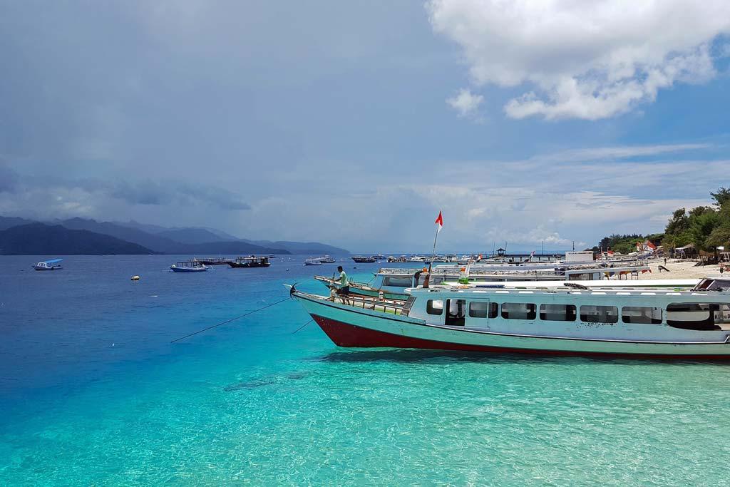 gili trawangan - island hoping
