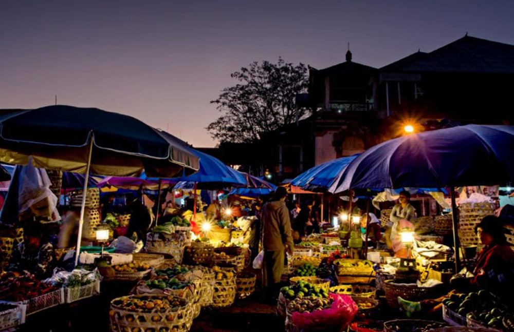 The Gianyar Night Market