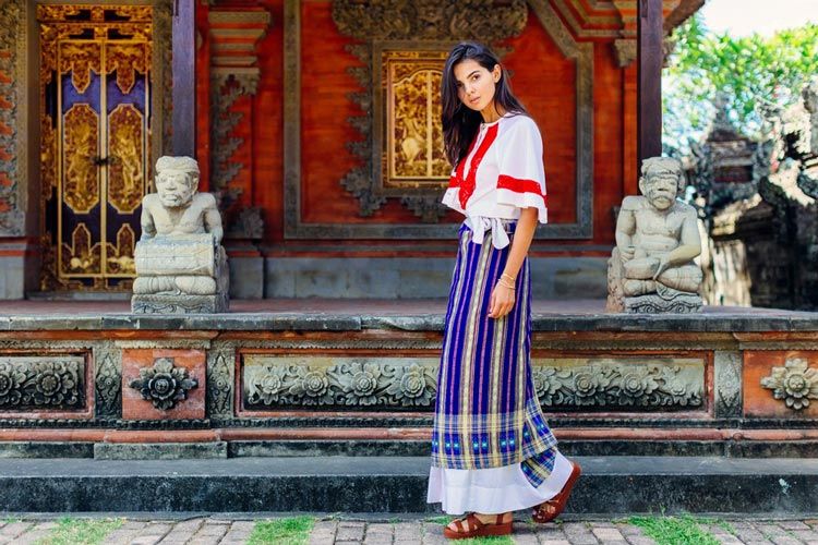 Bali Balinese Traditional Clothing And Etiquette Mara River