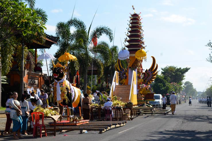 Cultural Lessons from the Balinese Ngaben Ceremony