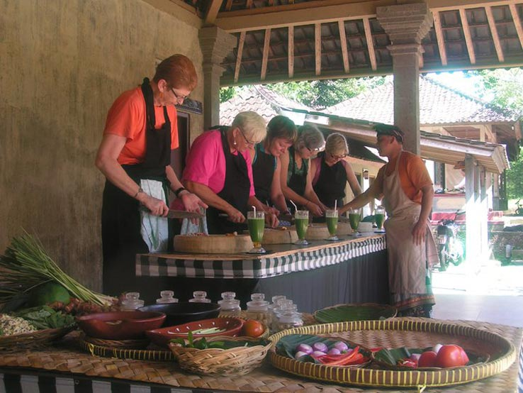 Cooking Classes in Ubud Bali
