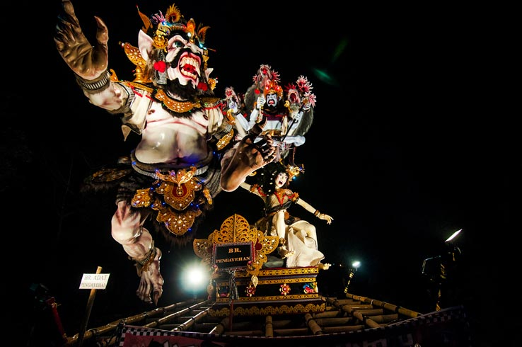 Nyepi – The Day of Silence in Bali