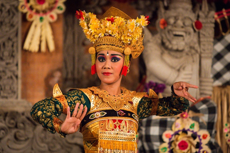 Traditional Balinese Dances