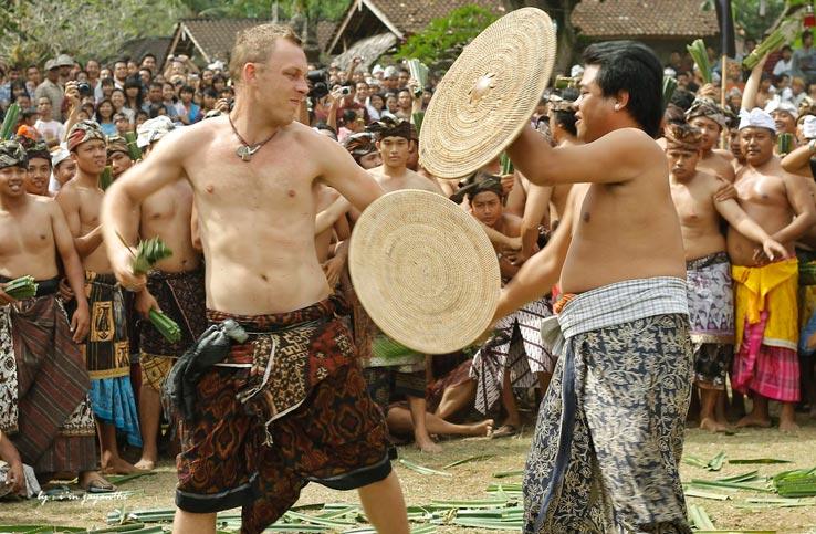 Perang Pandan Balinese Dance
