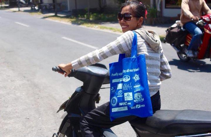 Bali Bans single used plastic