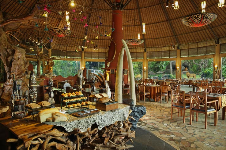 Unique Dining Experience in Bali