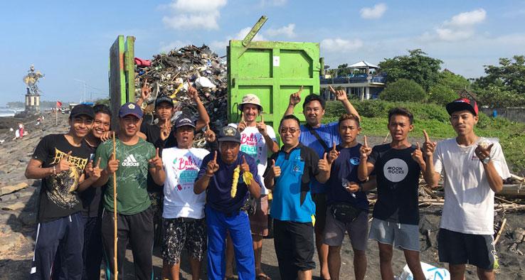 Biggest Bali Beaches Cleanup