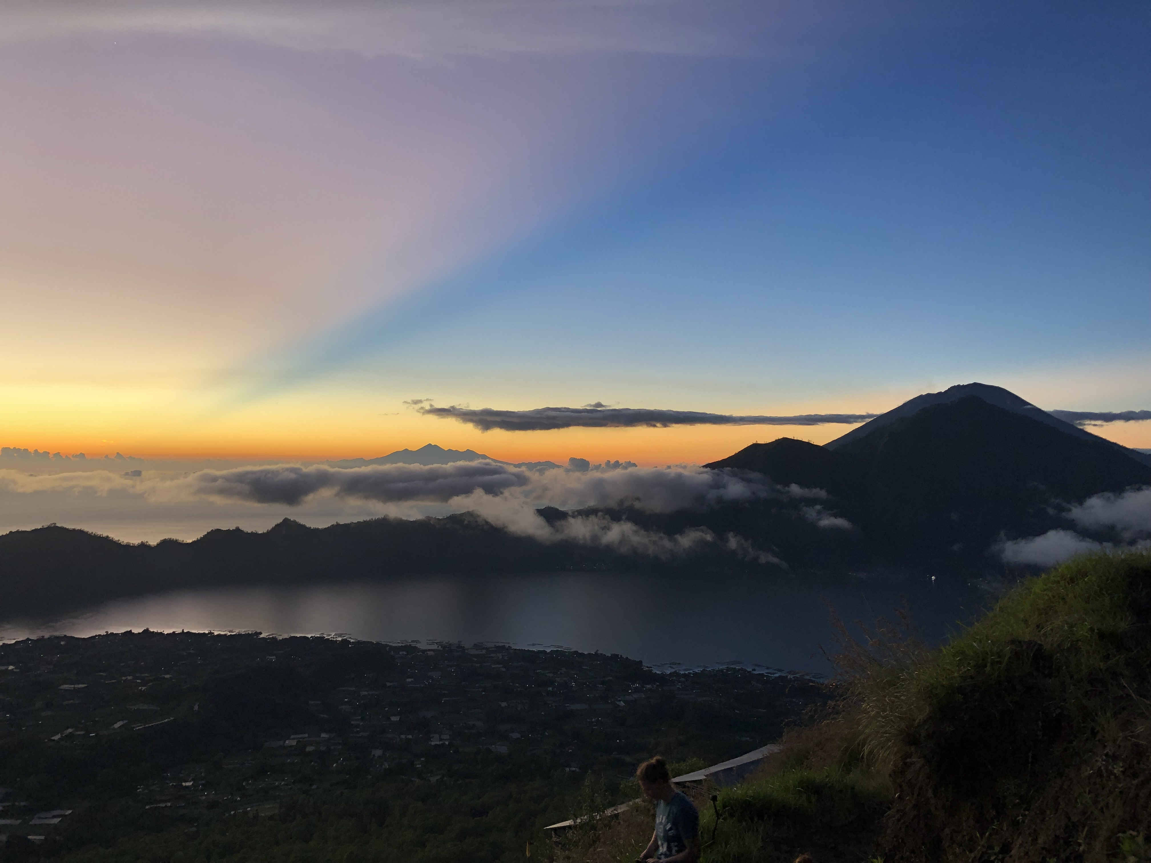 Hiking Mount Batur sunrise