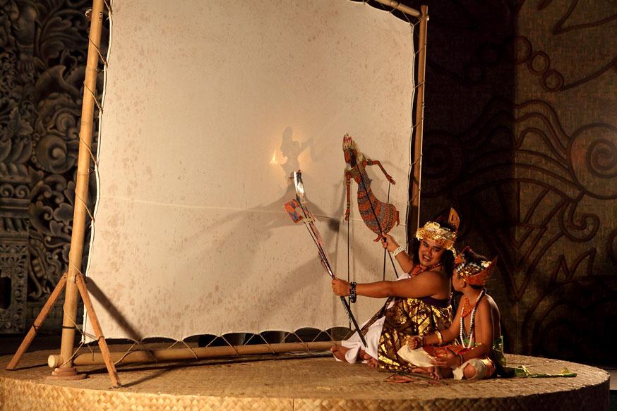 Bali Agung Show at Bali Safari Park
