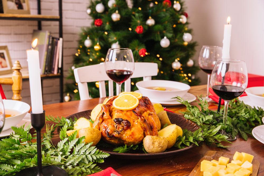 Meal for Christmas