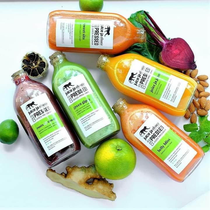 Healthy Food Juice Ja Cafe in Gianyar
