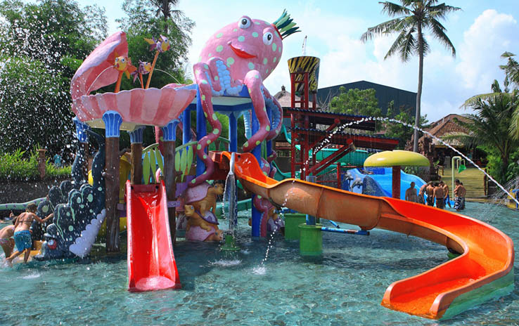 Waterpark Bali Safari Park